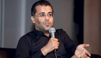 Chetan Bhagat brings to end contention over Padmaavat at Jaipur Literature Fest