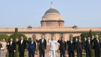 India-Asean Commemorative Summit: Joint articulation gives intense message to China