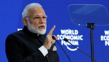 China praises Narendra Modi's speech in Davos, says would like to work with India to strengthen globalisation