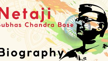 Netaji subhas Chandra Bose-Biography
