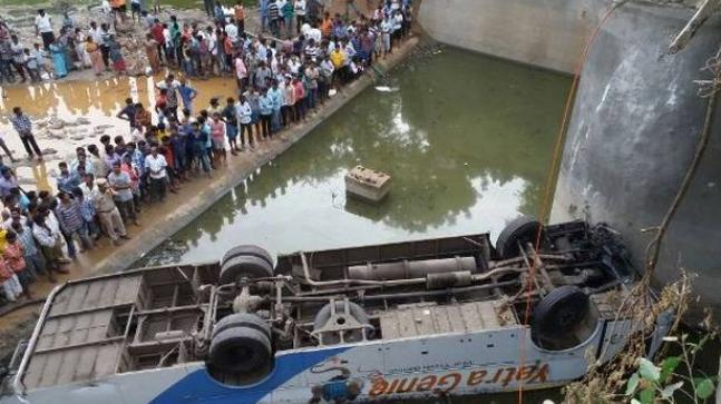 10 murdered after transport falls into waterway in Bengal's Murshidabad, cops nerve gas furious local people