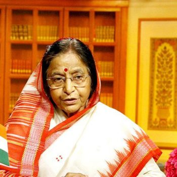 Former President Pratibha Patil urges youth to join politics