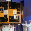 Novice stargazer finds a resuscitated NASA satellite