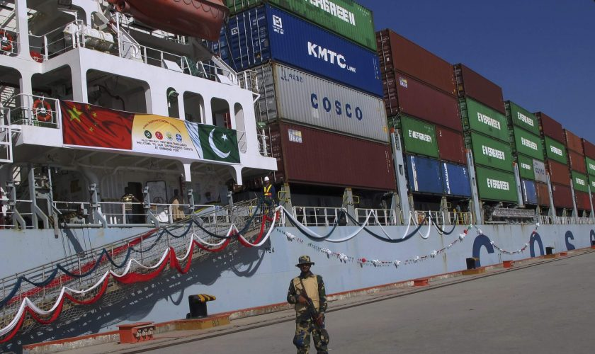 China in guide converses with Balochistan activists to ensure CPEC framework ventures: Report