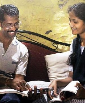 44-year-old father shows up for Class 12 board exam while little girl gives SSC Class 10 exam