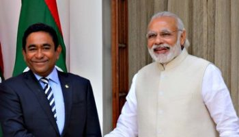 Maldives emergency: India must intercede militarily if Abdulla Yameen rebukes tranquil intervention; skillful inertia will encourage China