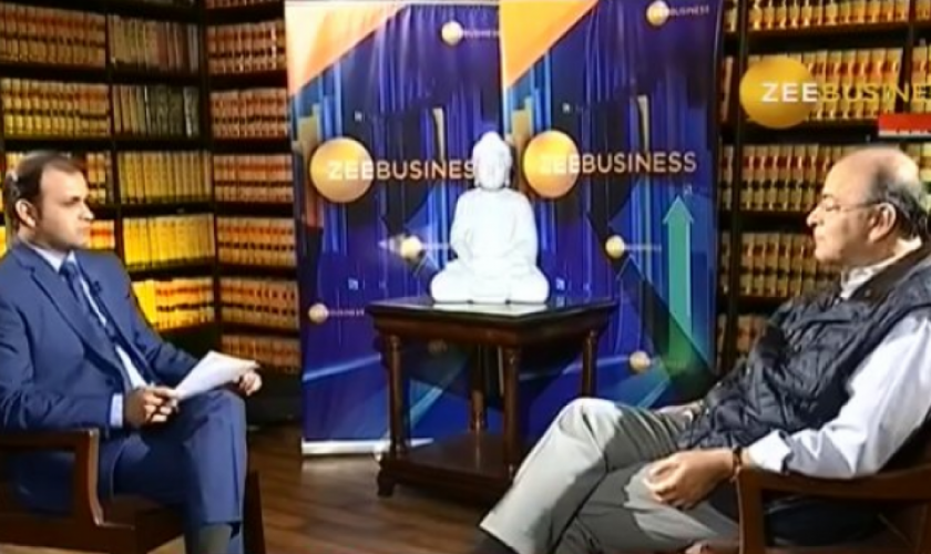 Individuals are content with the financial plan, it is mainstream not populist, says Arun Jaitley
