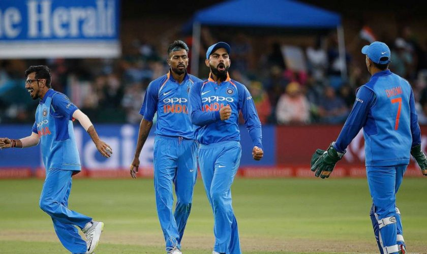 IndvsSA It's history and the folks have buckled down for it Kohli in the wake of completion 26-year curse