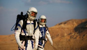 Six Israeli researchers finish a four-day taunt mission to Mars: All about it
