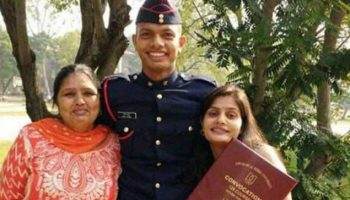 'Life ought to be huge, not long,' Army Captain Kundu, murdered in Rajouri terminating, said on Facebook