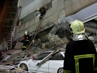 Capable 6.4 extent seismic tremor strikes Taiwan's port city of Hualien; 2 dead, more than 100 harmed