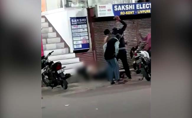 Law Student, 26, Beaten To Death Outside Restaurant In UP, Horror On Video