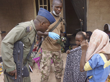 Nigerian military salvages 76 schoolgirls after Boko Haram assault; police, state authorities say no proof of young ladies being stole