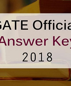 GATE 2018 authority answer key discharged at gate.iitg.ac.in: Check imperative points of interest here