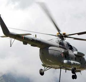 IAF chopper crashes in Assam's Majuli island; two pilots executed, court of request requested
