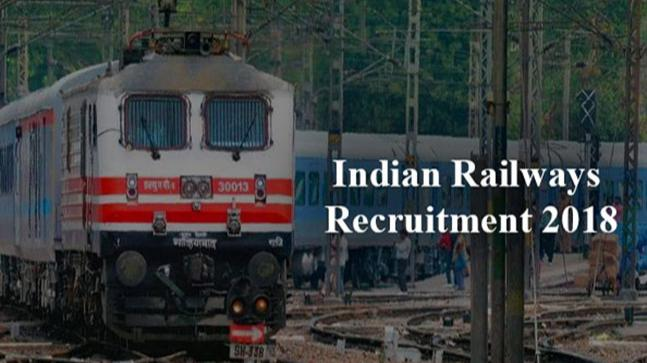 Indian Railways Recruitment 2018: Class 10 understudies required, apply before March 12