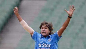 Jhulan Goswami Becomes First Woman Cricketer To Take 200 Wickets