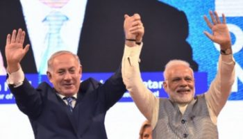 India's West Asia strategy established in political practicality, fragile exercise in careful control between Israeli companions and Palestinian partners