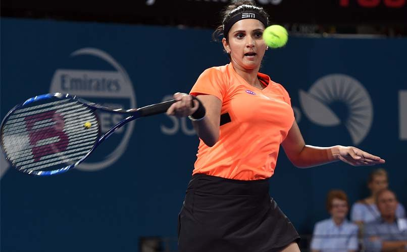 Sania Mirza Confident Of Winning Asian Games Medal