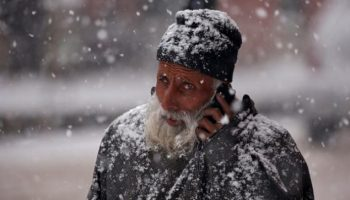 Climate disturbance all finished North India, snowfall in Kashmir, downpours lash Punjab | Full report