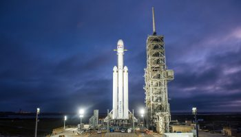 SpaceX Wants to Beam Internet Down to Earth. Here's How It'll Start