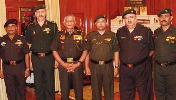 Indian Army cancels progressing court military procedures against top covert operative Huny Bakshi