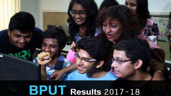 Announced! BPUT Result 2017-18 out at bputexam.in: How to check