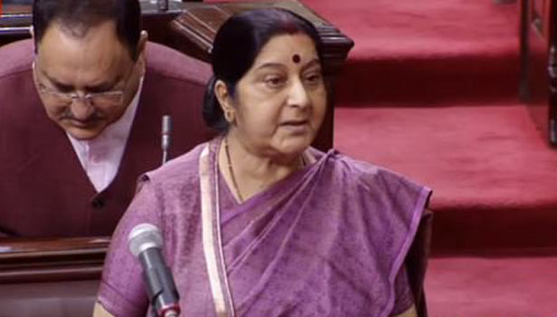 Indian-Hostages-In-Iraq-Are-Dead-Says-Sushma-Swaraj