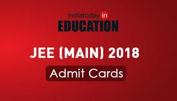 JEE (Main) Admit Card 2018: How and where to download