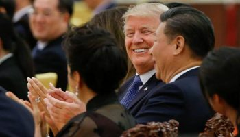 Donald Trump acclaims Chinese president Xi Jinping expanding residency 'forever'