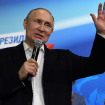 Putin wins Russia's steerage in avalanche triumph, Kremlin faultfinders claim challenge was fixed