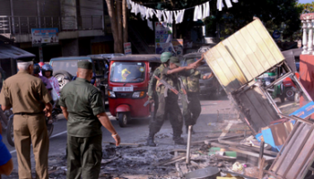 Emergency in Sri Lanka enters Day 2: Opposition pummels govt for inaction; police and military given more powers