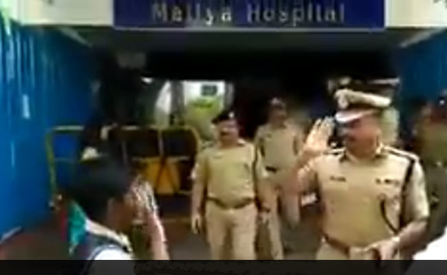 Viral Video: Bengaluru Top Cop Wins Praise For Saluting Schoolboy