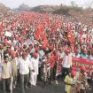 30,000 farmers walk to Mumbai, need Maharashtra govt to postpone off credits