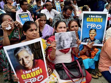 Gauri Lankesh kill: Karnataka SIT makes first capture in the event that, 37-year-old man, connected to Hindu Yuva Sena, held