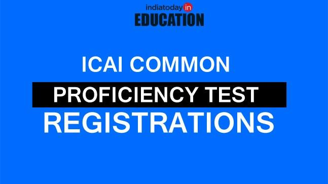 ICAI Common Proficiency Test (CPT) enlistment to begin from April 4: Know how to apply