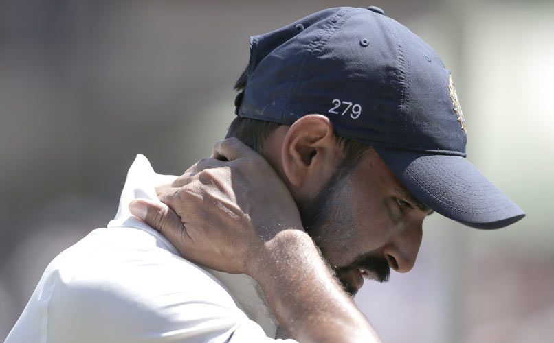 Mohammed Shami Breaks Silence After Wife Alleges Torture, Cheating