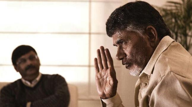 Chandrababu Naidu stops NDA government, mum on TDP leaving cooperation before 2019