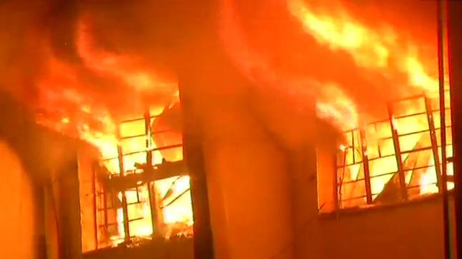 Maharashtra: 3 murdered, 12 harmed in substance industrial facility fire in Palghar
