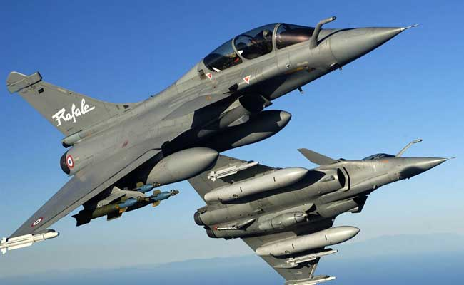 Rs. 12,000 Crore Loss Due To BJP Government's Rafale Deal, Says Congress