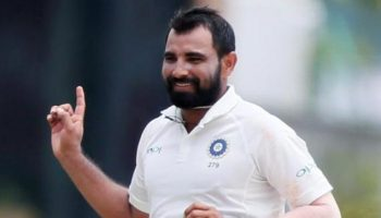 "Mohammed Shami to ""let his knocking down some pins do all the talking"" subsequent to coming back to BCCI contracts list"