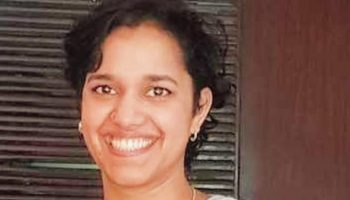Embraced Indian young lady returns home after manhandle from Swedish guardians