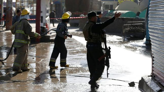 IS claims Kabul bombarding that murdered 25, including 8 columnists