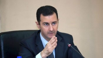 Syrian president Bashar al-Assad's administration stays ready to direct 'constrained' substance assaults, says Pentagon