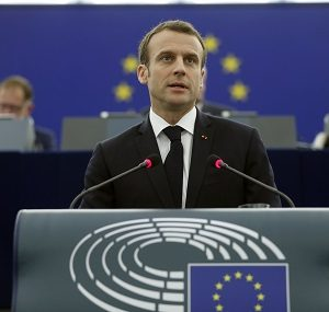 Emmanuel Macron concedes airstrikes in Syria 'unravel nothing', says Western partners acted to guard worldwide tenets