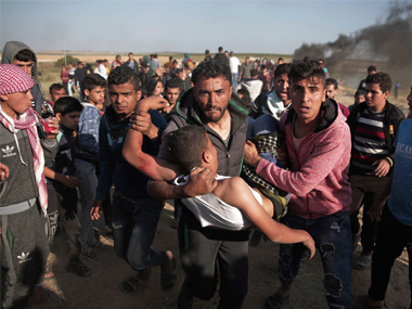 Four Palestinians shot dead, 440 individuals harmed in new dissents along Gaza Strip-Israel fringe
