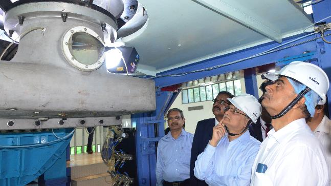 IIT Roorkee builds up Hydraulic Turbine R&D Laboratory at its grounds