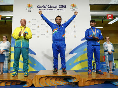 Commonwealth Games 2018: Jitu Rai breaks occasion record to secure men's 10m air gun gold; Om Prakash Mitharwal sacks bronze