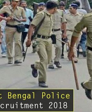 West Bengal Police Recruitment 2018: Here's the manner by which to apply