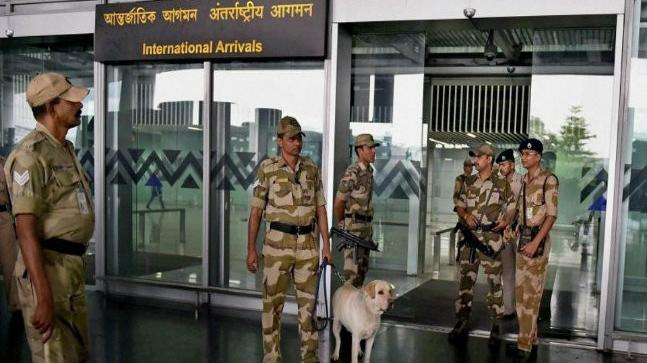 Each fourth flyer on IGI air terminal conveying suspicious substances, claims CISF